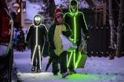 (Bild: Chris Dillmann/Vail Daily via AP, Colorado)