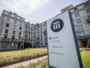 Der Rückversicherer Swiss Re hat erneut hohe Kosten für Katastrophen schultern müssen. (Bild: KEYSTONE/CHRISTIAN MERZ)