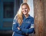 Orientierungsläuferin Marcia Mürner wird am Wochenende ihre erste Saison bei der Elite beenden. (Bilder: Urs Bucher)