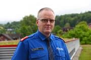 Martin Kathriner. (Bild: Kantonspolizei Obwalden)