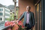 Beat Gähwiler tritt als Sekundarschulpräsident von Weinfelden im Sommer zurück. (Bild: Andrea Stalder)