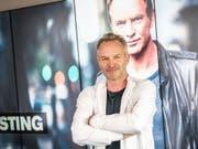 Die künstlerische Relevanz zählt: Der britische Musiker Sting ist der erste, der beim neuen Musikpreis IMA für sein Lebenswerk ausgezeichnet wird. (Bild: Keystone/DPA/FRANK RUMPENHORST)