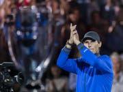 Rafael Nadal sagte seine Teilnahme am Turnier in Schanghai ab (Bild: KEYSTONE/MARTIAL TREZZINI)