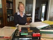 Rosemarie JatonDie Schwester eines Opfers sucht seit 25 Jahren nach der Wahrheit über die Sonnentempler (Bild: Pascal Ritter)