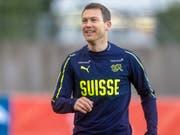 Steht wieder im Aufgebot der Schweizer Nationalmannschaft: Captain Stephan Lichtsteiner (Bild: KEYSTONE/MELANIE DUCHENE)