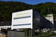 In Pons bei Mels entwickelt und produziert Oekosolve Feinstaubabscheider. Bild: PD