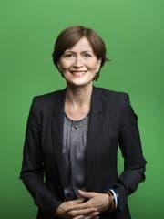 Regula Rytz, Grünen-Präsidentin. (Bild: Keystone)