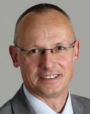 Marc Schäfer, Centerleiter der Shopping-Arena.