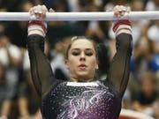 Giulia Steingruber wird in Tokio nur im Einzel antreten - das Team verpasste die Olympia-Qualifikation (Bild: KEYSTONE/PETER KLAUNZER)
