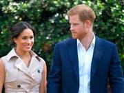 Prinz Harry verklagt zwei britische Zeitungsverlage wegen illegalen Abhörens von Mailbox-Nachrichten. (Bild: KEYSTONE/AP PA pool/DOMINIC LIPINSKI)