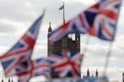 Der drohende Brexit Ende Oktober könnte auch Auswirkungen auf international tätige Firmen rund um Rorschach haben. (Bild: Getty Images/Jack Taylor)