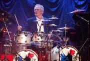 Ginger Baker: Genialer Schlagzeuger, unangenehmer Zeitgenosse. Bild: AP