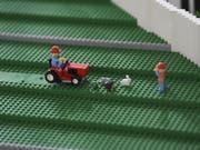Lego hat in der Schweiz Marktanteile verloren. (Bild: KEYSTONE/EPA AAP/LUKAS COCH)