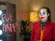 «Joker» lockte am Wochenende vom 4. bis 6. Oktober 2019 am meisten Filmfans in die nordamerikanischen und kanadischen Kinos. (Bild: Warner Bros. Ent.)