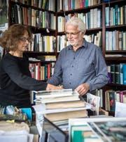 Elisabeth Tschiemer: «Einen Vorbereitungskurs für die Pensionierung brauchen wir ganz sicher nicht.» (Bild: Reto Martin)