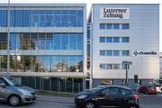 Der Sitz der Luzerner Zeitung an der Maihofstrasse. (Bild: Philipp Schmidli, Luzern, 29. März 2019)