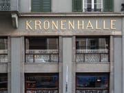 Auszeichnungen: «Gastgeber des Jahres» ist Christian Heiss von der «Kronenhalle» in Zürich geworden. (Bild: KEYSTONE/CHRISTIAN BEUTLER)