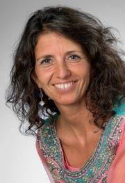 Die Märchenerzählerin Manuela Baumann (Bild: pd)