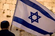 «Israel Flagge» (Quelle: Lohri)