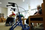 Im Alter gibt es verschiedene Hilfsangebote. (Symbolbild: PD)