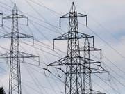 Der Berner Energiekonzern BKW expandiert im Leitungsbau nach Deutschland. Die BKW kauft die deutsche Firma LTB Leitungsbau. (Bild: KEYSTONE/GAETAN BALLY)