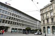 Die UBS ist einmal mehr in den Fokus der Staatsanwaltschaft geraten. (Bild: Keystone)