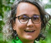 Nicole Schwalda, Coach für Waldbaden, Achtsamkeit und Stressmanagement. (Bild: Reto Martin)