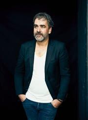Wieder frei: Der deutsch-türkische Journalist und Autor Deniz Yücel. (Bild: Urban Zintel)