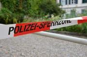 Polizeieinsatz in Au. (Symbolbild: Kantonspolizei St.Gallen)