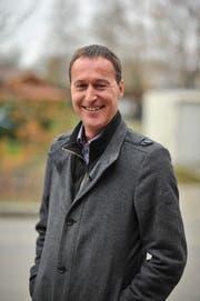 René BosshartGemeindepräsident Fischingen(Bild: Olaf Kühne)