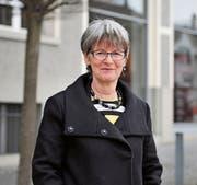 Die Wäldler Gemeindepräsidentin Edith Beeler.Bild: APZ