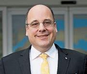 Spital-CEO Andreas Gattiker. (Bild: Corinne Glanzmann)