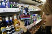 Die Stadt Kreuzlingen teste Verkaufsstellen auf die Jugendschutzbestimmungen im Alkoholverkauf. (Symbolbild: Susann Basler)