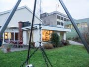 Das «Schlupfhuus» ist eine Notunterkunft für Kinder und Jugendliche, die vorübergehend eine neue Bleibe brauchen. (Bild: Hanspeter Schiess - 24. Dezember 2018)