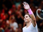 Rafael Nadal ist zurück an der Spitze (Bild: KEYSTONE/AP/KAMIL ZIHNIOGLU)