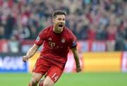 Wird der ehemalige Bayern-Spieler Xabi Alonso Nachfolger von Niko Kovac? (Bild: Keystone)