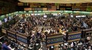 Aramco müsste hier ein paar unangenehme Fragen beantworten: Die New Yorker Börse. (Bild: Keystone)