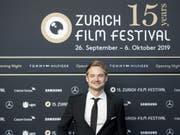 Die Dreharbeiten zu «Bruno Manser - Die Stimme des Regenwaldes» haben den Schauspieler Sven Schelker verändert. Am Donnerstag kommt der Film in die Kinos. (Bild: Keystone/ENNIO LEANZA)