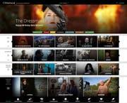 Das Portal «filmfriend» bietet rund 2000 Filme an. (Bild: PD)