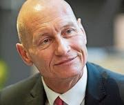 Philippe Täschler, CEO der Kitag Kino-Theater AG. Bild: Urs Bucher