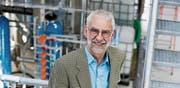 Zuckerchef Guido Stäger in der Schweizer Zuckerfabrik. Mit neuen Geschäftsfeldern werden bereits 10 Millionen Franken Umsatz erzielt. Bild: Andrea Stalder