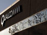Der Chipkonzern Qualcomm hat mit seinen Quartalsresultaten und dem Geschäftsausblick die Investoren überzeugt. (Bild: KEYSTONE/AP/Gregory Bull)