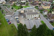 Das heutige EWO-Verwaltungsgebäude in Kerns ist sanierungsbedürftig. (Bild: PD)