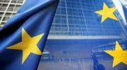 Die EU-Zentrale in Brüssel. (Bild: Keystone)