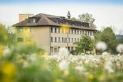 Das Altersheim Espel in Gossau. (Bild: Hanspeter Schiess - 11. Mai 2017)