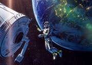 Bild aus dem Planetariumsfilm «Mission Erde. (Bild: PD)