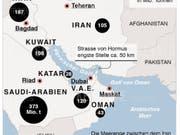 Der Seeweg vom Golf von Oman durch das Nadelöhr von Hormus in den Persischen Golf ist ein wichtiger Transportweg für Öltanker. (Bild: KEYSTONE/CHRISTIAN SPRANG)