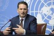Der Schweizer Chef des Uno-Hilfswerks UNRWA tritt zurück. (Bild: Keystone)
