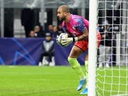 Kyle Walker konnte sich selbst als Interims-Goalie von Manchester City nicht beeindrucken (Bild: KEYSTONE/EPA ANSA/PAOLO MAGNI)