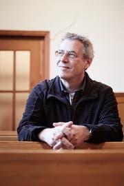 Pfarrer Marcel Horni.